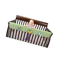 Leachco Easy Teether XL - Crib Rail Cover For Convertible
