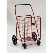 Easy Wheel XL Jumbo Load Runner, Red, 1ct