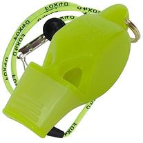 Fox 40 Eclipse Glow-In-The-Dark Whistle with Breakaway