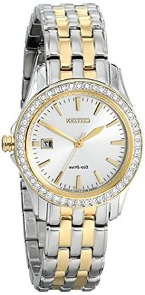 Citizen Eco-Drive Women's EW1908-59A Silhouette Crystal