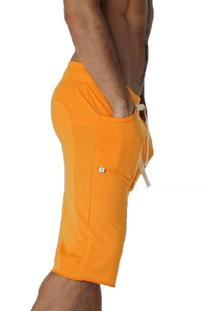 4-rth Eco-Track Short-Sun Orange-M