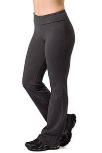 Fishers Finery Women's Ecofabric Bootleg Yoga Pant