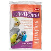"""eCOTRiTiON, UltraCare Gravel Bird Cage Paper size: 15""""L x 9."""