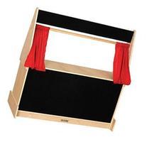 Ecr4kidsPuppet Theater - Flannel