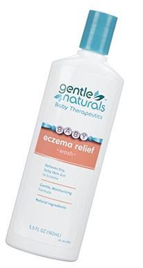 Gentle Naturals Baby Eczema Relief Wash, 5.5 Oz