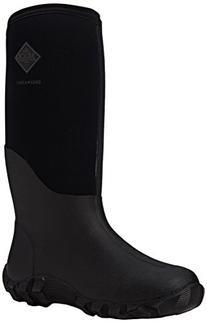 Muck Boot Men's Edgewater II Tall Snow, Black, 9 US/9-9.5 M