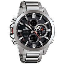 Men's Casio Edifice Chronograph Stainless Steel Watch