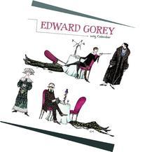Edward Gorey 2015 Calendar