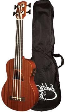 Eddy Finn EF-EBASS Ukulele Bass with Gig Bag