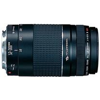 Canon EF 75-300mm f/4-5.6 III USM Telephoto Zoom Lens for