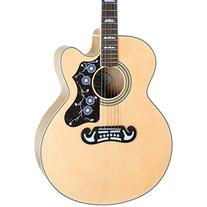 Epiphone EJ-200SCE Solid Top Cutaway  Acoustic /Electric