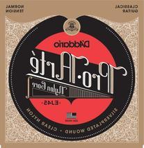 D'Addario EJ45x5  Classical Guitar Strings, Pro-Arte, Silver