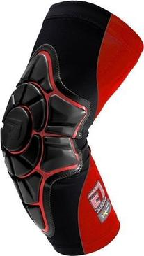 G-Form Elbow Pad, Black/Red, X-Large