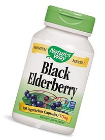 NATURE'S WAY ELDERBERRY, 100 CAP