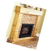 "Dimplex Electraflame 23"" Deluxe Electric Fireplace with"