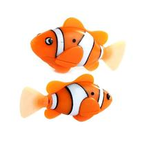 Sannysis2008 Electric Toy Pet Fish with Aquatic Gift for