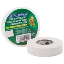 Duck Brand Electrical Tape, White, .75 x 66, 1 count