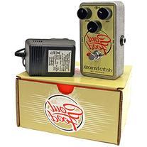 Electro Harmonix Soul Food Overdrive Pedal w/EHX Power