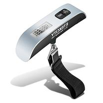 Etekcity Digital Hanging Luggage Scale, 110 Pounds, Rubber