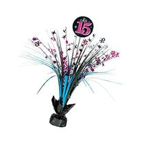 Elegant Mis Quince Años Spray Centerpiece Birthday Party
