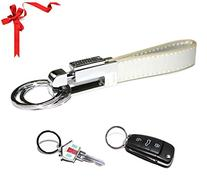 Mehr Elegant Leather Valet Key Chain | Detachable Keychain