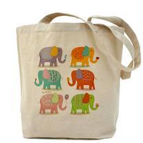 CafePress - elemarch Tote Bag - Natural Canvas Tote Bag,