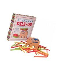 Elephant Pile-Up Stacking Game