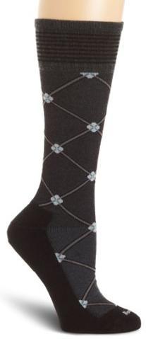 Sockwell Women's Elevation Compression Socks, Black Multi,