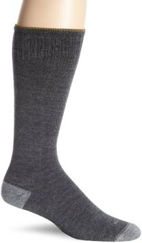 Sockwell Men's Elevation Compression Socks, Grey, Large/X-