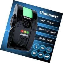 EliminatorTM Electronic Powerful Pest Repeller with Night