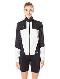Pearl Izumi - Ride Women's Elite Barrier Jacket, Black/White
