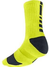 Nike Elite Crew Sock Neon Green M