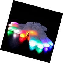 Emazing Lights eLite Element V2 LED Gloves, 12 Flashing
