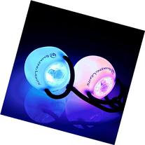 Emazing Lights eLite Flow Rave Poi Balls - Spinning LED