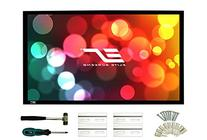 Elite Screens Sable Frame 2, 120-inch 16:9, Fixed Frame Home