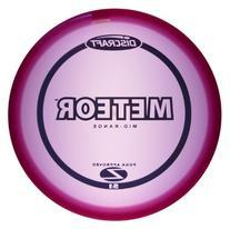 Discraft Z-Meteor Mid Range Golf Disc, 175-176gm