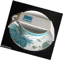 222 Fifth Eliza Teal Soup Mug & Plate Set