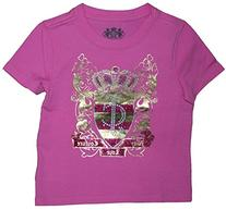 Juicy Couture Girls Embellished Velour Apparel. Option: