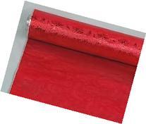 Oasis Supply Embossed Florist Foil, Red