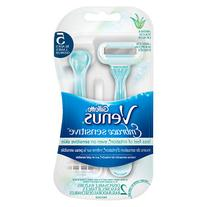 Gillette Venus Embrace Sensitive Women's 5 Blade Disposable