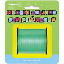 Emerald Green Curling Ribbon, 100 yds