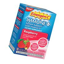 Emergen-C Immune+ System Support Dietary Supplement with