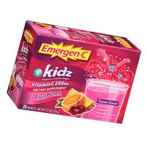 Emergen-C Kidz Vitamin C 250mg Fruit Punch Flavored Fizzy