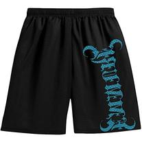Emmure Men's Gym Shorts Large Black