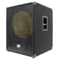 "NEW EMPTY 18"" SUBWOOFER PA DJ PRO Audio Band Speaker"