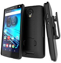 Encased EN1240/T Motorola Combo Case with ClikLock Belt Clip
