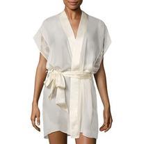 Calvin Klein Underwear Endless Silk Robe