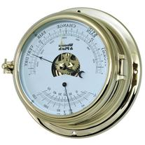 Weems and Plath Endurance II 135 Barometer/Thermometer Brass