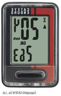 Enduro Black/Red CC-ED400