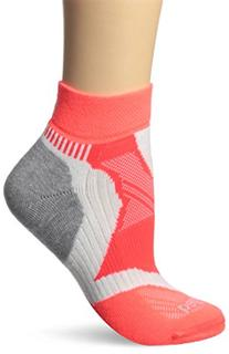Balega Women's Enduro Low Cut Socks, Coral, Large